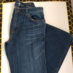 7 For All Mankind Bottoms - 7FAM jeans A pocket size 14 Girls jeans